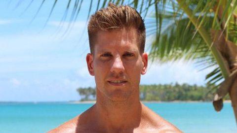 Carlos Algora, concursante del programa de televisión «La isla de las tentaciones»