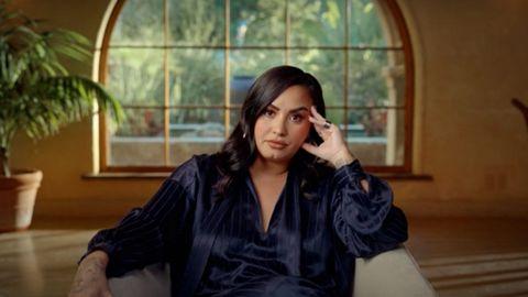 Demi Lovato, en su documental «Dancing With The Devil»