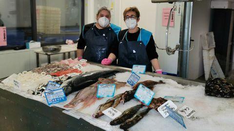 Tienda pescadería La lonja