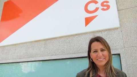 Beatriz Pino dirige Ciudadanos en Galicia