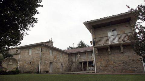El Concello adquirió el pazo de Rianxiño para utilizarlo como centro de día