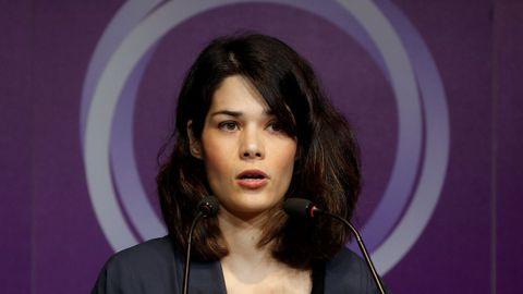 Isa Serra, en una imagen de archivo