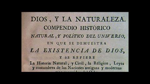 Un dos libros do Doutor Castro