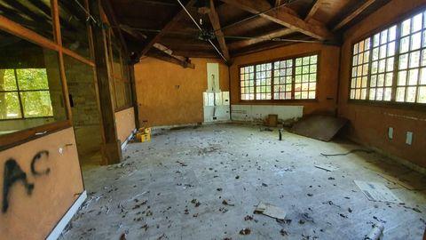 El chalé de Dorribo en O Corgo se pone a la venta por 183.000 euros