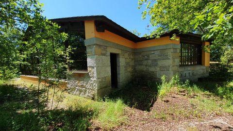 La casa de Dorribo en O Corgo se vende por 183.000 euros
