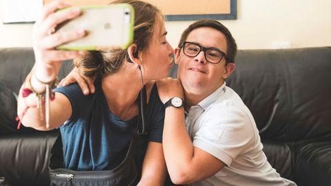 Durante la pandemia muchas personas con síndrome de Down han sufrido un retroceso en el desarrollo de sus actividades diarias