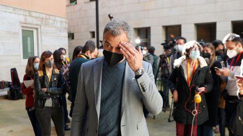 Toni Cantó dimitió el pasado 16 de marzo de todos sus cargos en Ciudadanos
