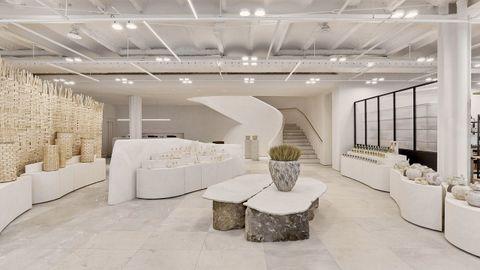 La nueva tienda de Zara Home, en imágenes