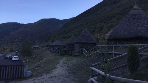 Área recreativa de Peranzanes, en los Ancares leoneses