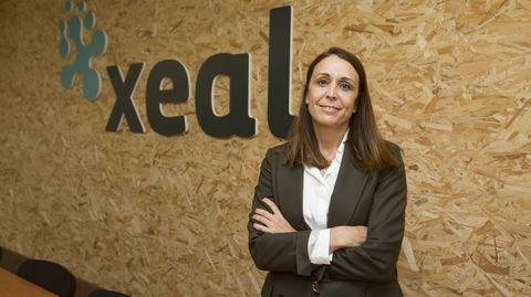 María Couto, directora corporativa de Xeal
