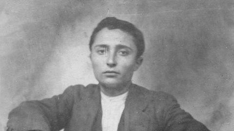 José Benito Rocha, en los años 20 ó 30