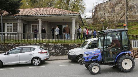 Beade es el único concello de Galicia en restricciones máximas
