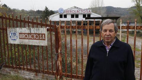 Fernando González llegó a Iberolacto en 1971 como director de planta