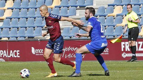 Pontevedra CF vs Covadonga