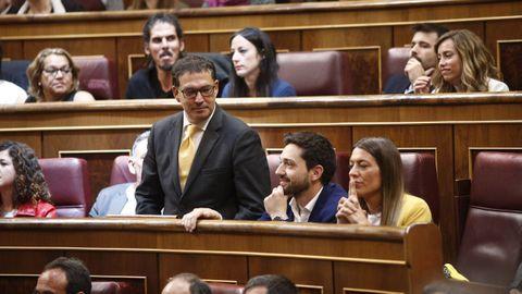El diputado de Junts (JxCat) Jaime Alonso-Cuevillas, fue uno de los abogados del expresidente catalán Carles Puigdemont