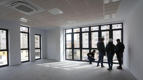 Las dependencias albergarán una sala de cultura, espacios de usos múltiples y zonas intergeneracionales