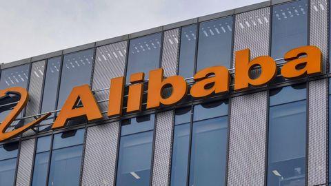 Sede de Alibaba en Shangai
