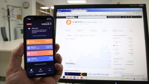 El patrimonio en criptomonedas, el dinero virtual, actualmente no puede dejarse en herencia