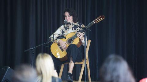 Concerto de Antía Muíño, en outubro, no Couto, Ponteceso