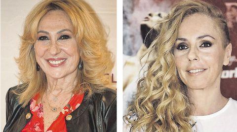 Rosa Benito es la única de la familia Mohedano que por el momento ha hablado de las declaraciones de Rocío Carrasco