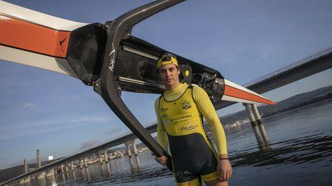 Caetano Horta ganó una plaza para competir en los Juegos Olímpicos de Tokio