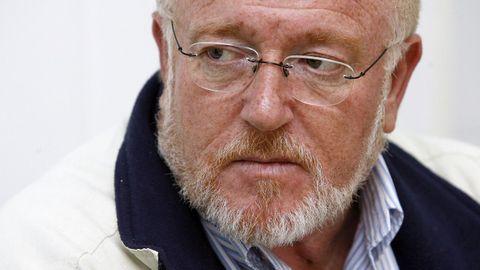 Paco Fernández, director interparroquial de Cáritas en Arousa