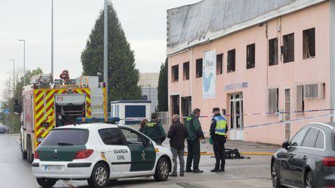 La zona está controlada por la Policía Local