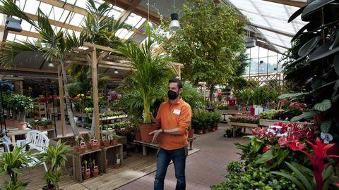 Jardiland es uno de los centros comerciales en el que los usuarios buscan materiales para sus jardines
