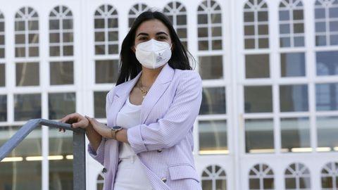Isabel Carvalho, estudiante del campus,  participa en el programa Explorer con un proyecto sobre moda ética y sostenible