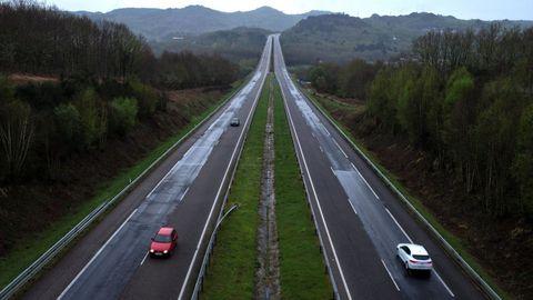 Autovía A-52 o Rías Baixas