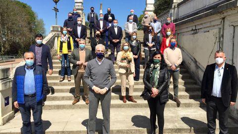 Cargos electos do PP de Lugo reunidos este sábado na capital lucense