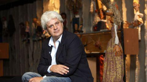 El corcubionés Joaquín Lera, en una imagen de archivo