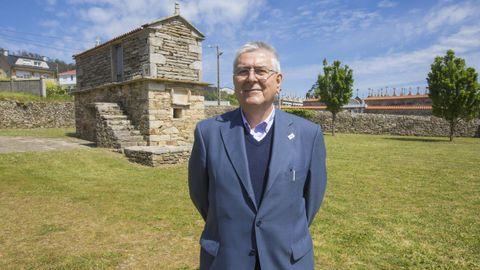 Xosé María Lema, investigador vimiancés