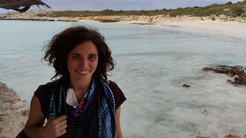 García Peteiro, que trabajó en el extranjero, hace de nexo entre investigadores y sociedad