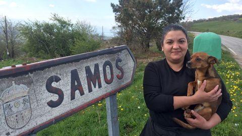 Gratziela Benova llegó hace casi veinte años a Galicia desde Bulgaria y hoy ya es una lucense integrada