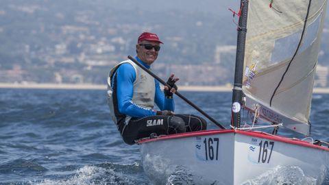 Josele Doreste, que ganó el oro en los Juegos Olímpicos de Seúl en 1988, estará en la competición que se desarrollará en Portosín
