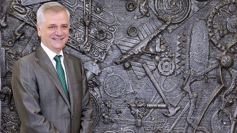 Guillermo Ulacia, presidente de Femetal