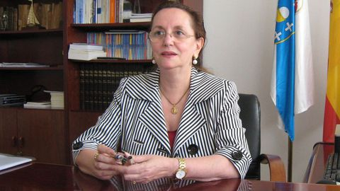 Amelia Valcárcel en una imagen de archivo