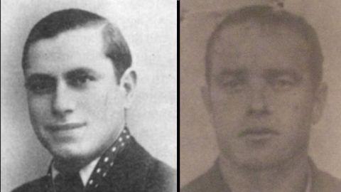Guillermo Morán García (a la izquierda) y Julián Acebo Alverca fueron otras dos víctimas mortales de los sucesos de Repil