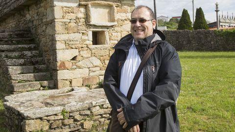 Xan Fontaíña, ponente
