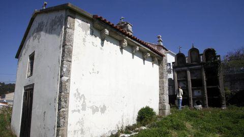 Un recorrido por la Barbanza medieval.La vieja iglesia de Santa Cristina de Barro, en Noia, está datada entre 1180 o 1190