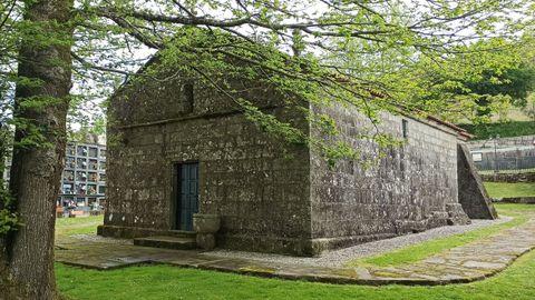 Un recorrido por la Barbanza medieval. El templo de San Cristovo de Corzón, en Mazaricos, también es medieval