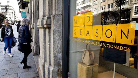 Mid Season Vigo