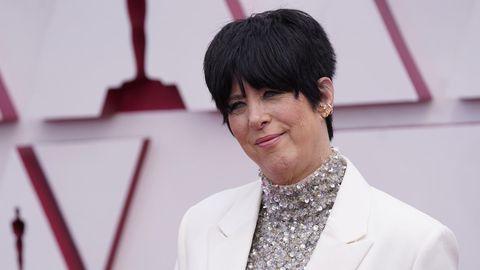 Diane Warren, nominada en la categoría de Mejor canción original por su trabajo para la película «La vita davanti a sé», una candidatura que comparte con Laura Pausini