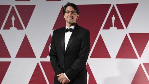 El español Santiago Colomo, nominado a Mejores efectos visuales por la película «El magnífico Iván»