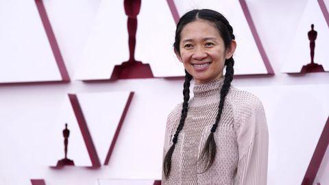 Chloe Zhao, directora de «Nomadland»