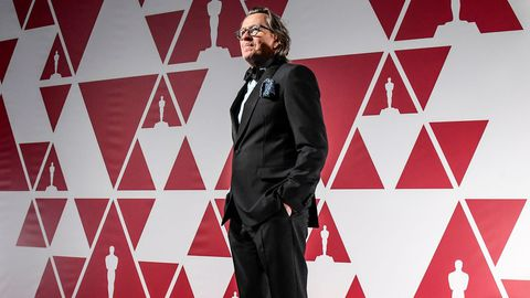 Gary Oldman, nominado a Mejor actor por «Mank»
