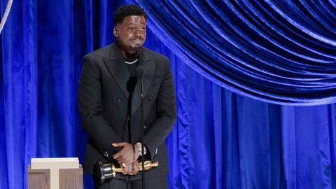 Daniel Kaluuya ganó el Óscar al mejor actor de reparto por su papel en «Judas y el Mesías Negro»