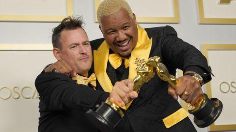 «Dos completos desconocidos» ganó este domingo el Óscar al mejor cortometraje