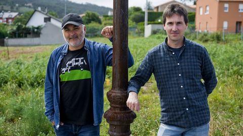Xabier Maceiras y Fran Naveira pasarán por Carballo en próximas fechas